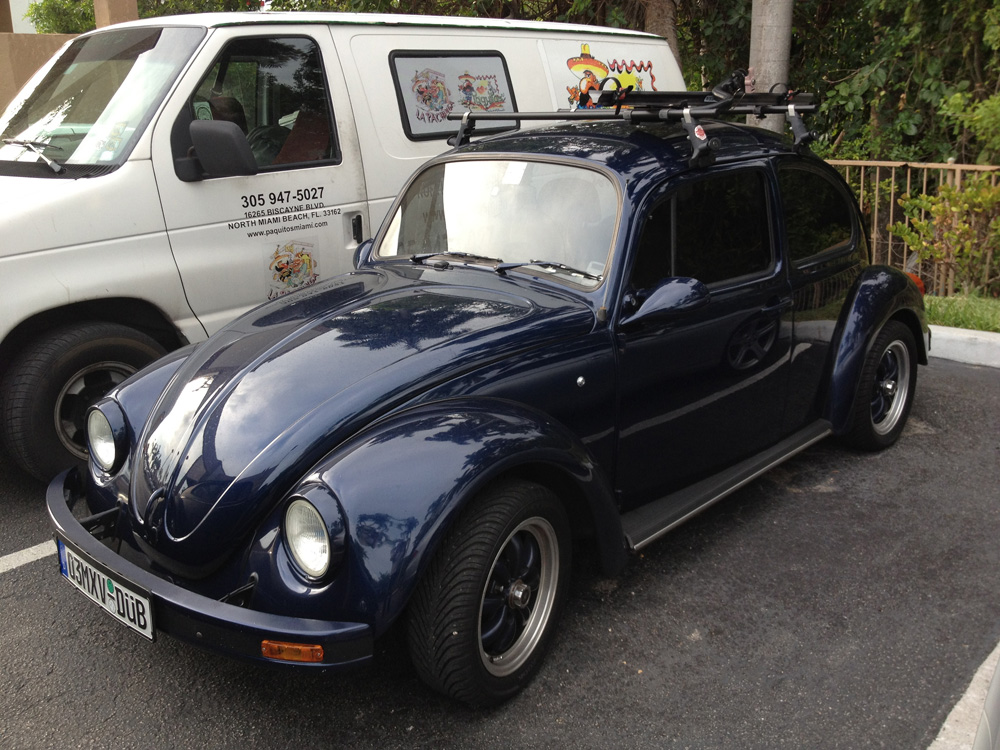 cool mexican vw beetle spotted in nmb 63 ragtop vw bug volkswagen beetle blog. Black Bedroom Furniture Sets. Home Design Ideas