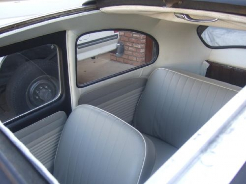 vw bug autostyle t beetle interior leather a