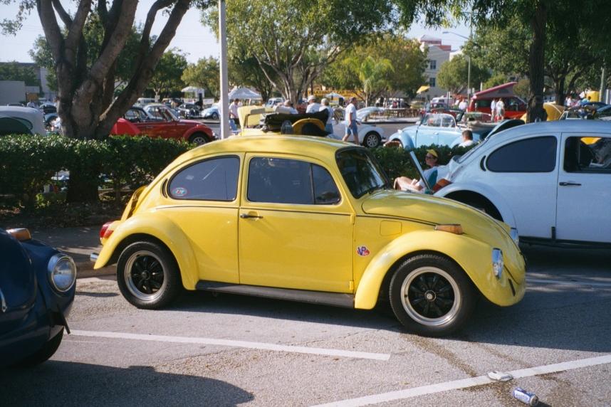 My '72 VW Beetle (RIP) | 63 Ragtop VW Bug | Volkswagen Beetle Blog