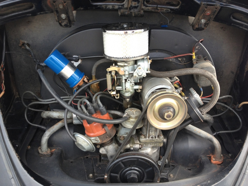 Vw Beetle Coil Wiring Diagram   Wiring Schematic Diagram on