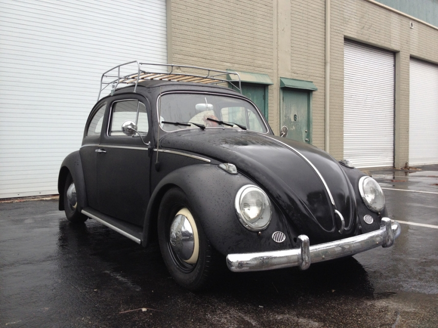 1963 VW Beetle Roof Rack
