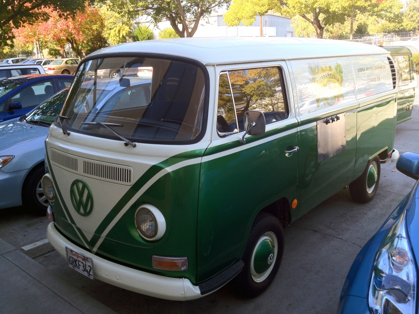Sierra Nevada VW Bus